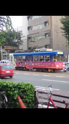 パレード 路面電車 10