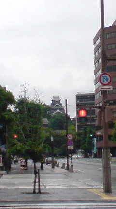 垣間見る熊本城 4 再開発と再建