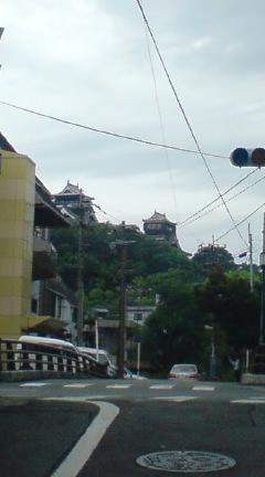 垣間見る熊本城 5