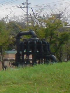 八景水谷送水場