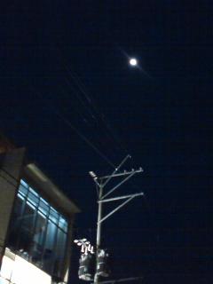 月に駈ける