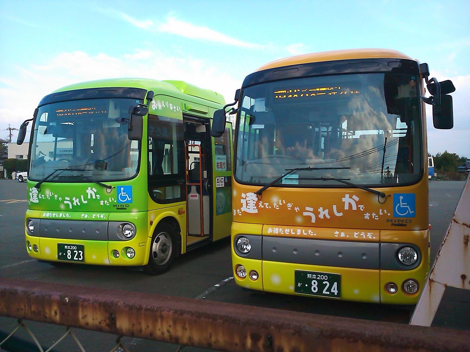 環状バス一周の旅