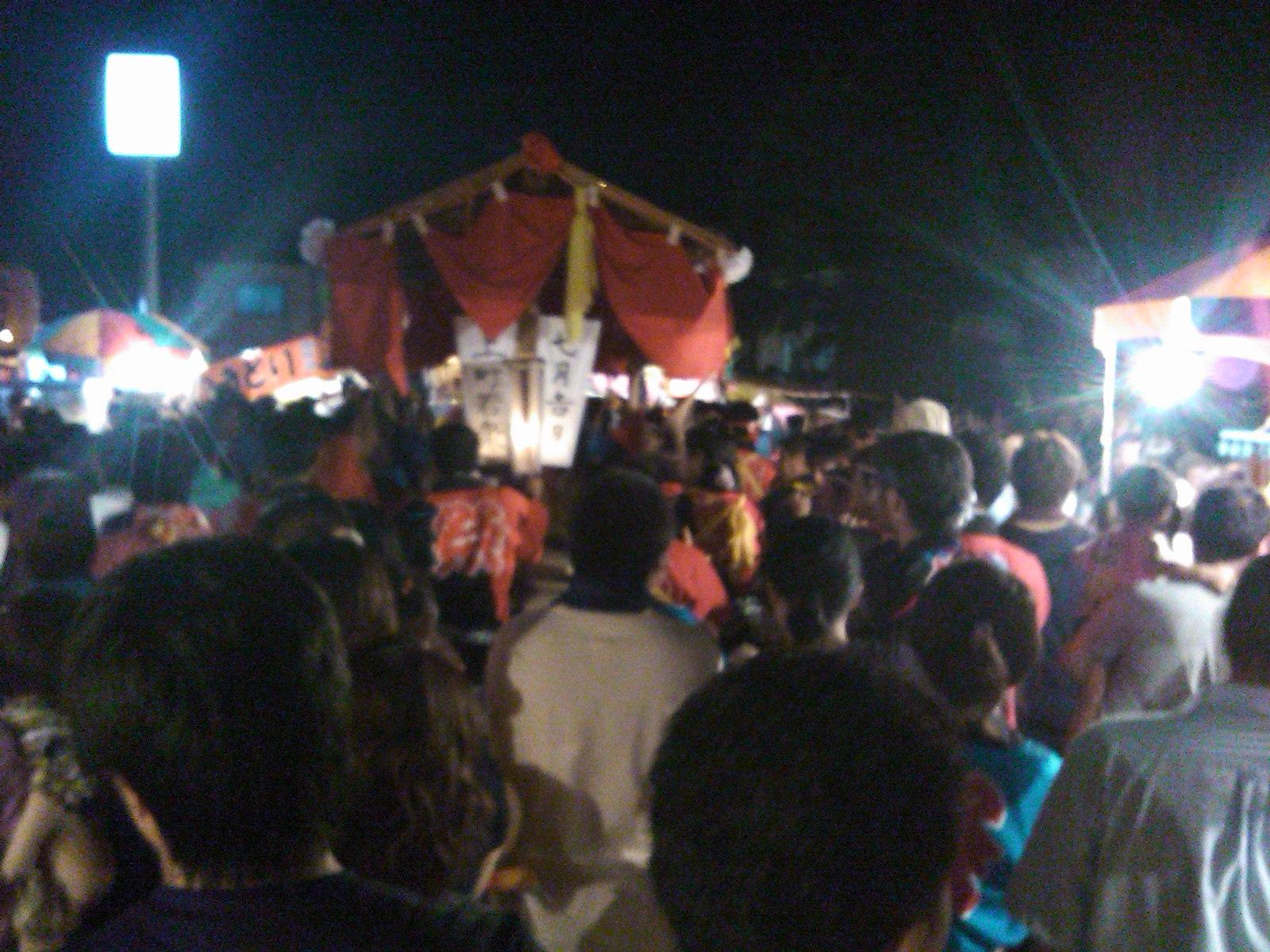 竹迫観音祭り