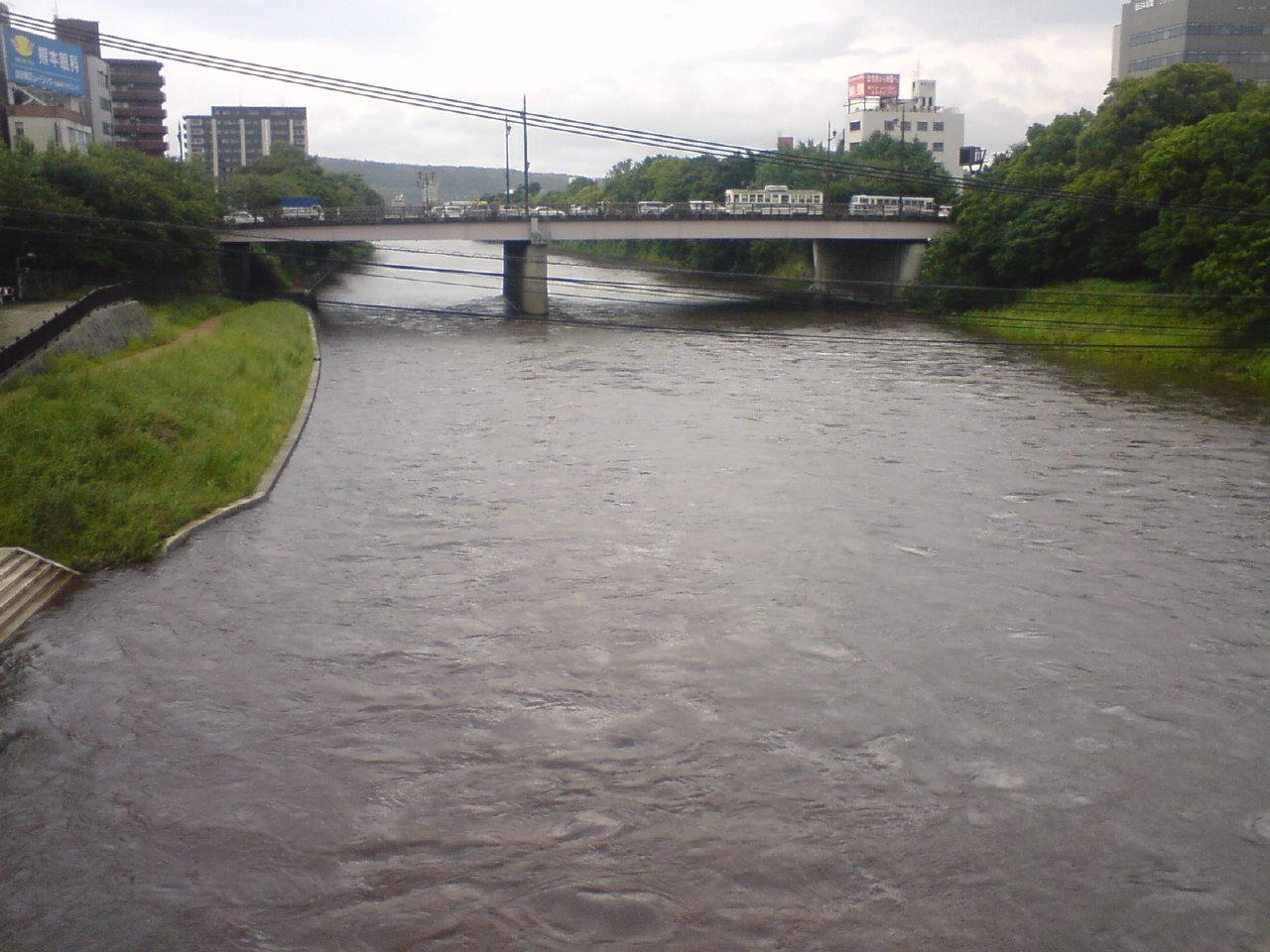白川(2009年6月30日)