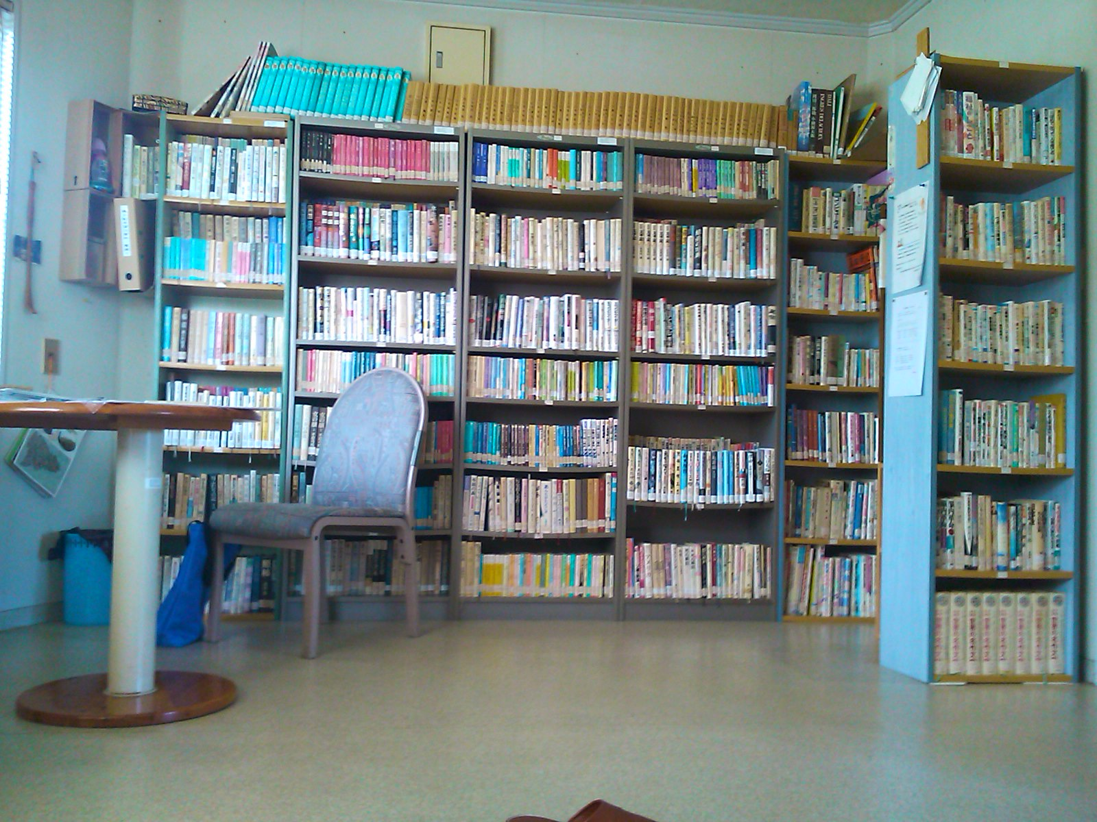 泉ヶ丘図書室